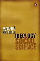 Ideology and social science