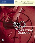 $30 writing school