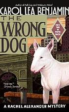 The wrong dog : a Rachel Alexander mystery
