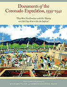 Documents of the Coronado expedition, 1539-1542 :