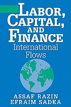 Labor, capital, and finance : international flows