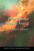 Theology and modern physics