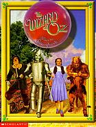The Wizard of Oz movie storybook.
