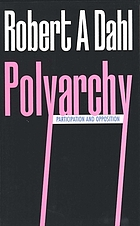 Polyarchy; participation and opposition,