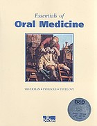 Essentials of oral medicine