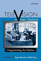 Television in New Zealand : programming the nation