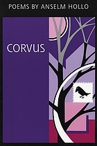 Corvus : poems
