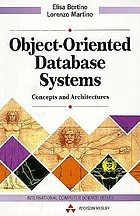 Object-oriented database systems : concepts and architectures