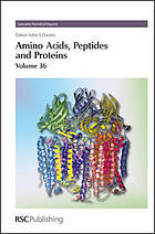 Amino acids, peptides and proteins. Volume 36, A review of the literature published during 2003-2004