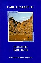 Carlo Carretto : selected writings