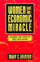 Women and the economic miracle : gender and work in postwar Japan
