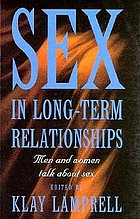 Sex in long-term relationships : men and women talk about sex