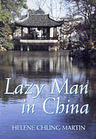 Lazy man in China