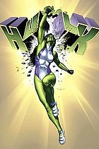 She-Hulk. [Vol. 1], Single green female