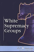 White supremacy groups