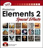 Photoshop Elements 2 special effects