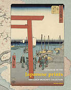Japanese prints : catalogue of the Van Gogh Museum's collection