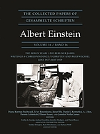 The collected papers of Albert Einstein.