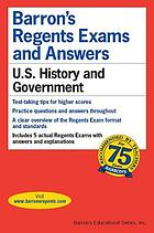 Barron's regents exams and answers. United States history and government