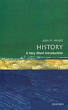 History : a very short introduction