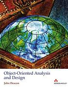 Object-oriented analysis and design : a pragmatic approach