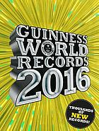 Guinness world records 2016.