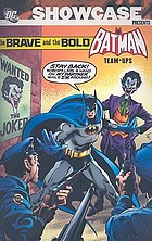 Showcase presents The brave and the bold Batman team-ups. 3.