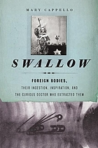 Swallow : foreign bodies, their ingestion, inspiration, and the curious doctor who extracted them
