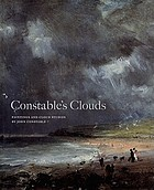 Constable's clouds : paintings and cloud studies by John Constable