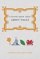 I never knew that about Wales