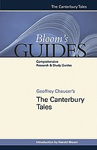 Geoffrey Chaucer's The Canterbury tales