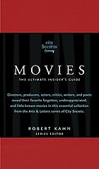 Movies : the ultimate insider's guide