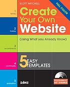 Create your own website using what you already know