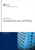New Zealand competition law and policy