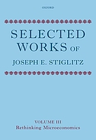 Selected works of Joseph E. Stiglitz