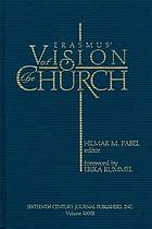 Erasmus' vision of the Church