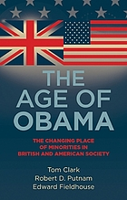 The age of Obama : the changing place of minorities in British and American society