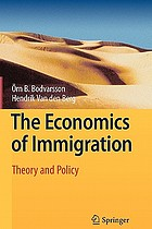 The economics of immigration : theory and policy