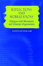 Reflections and mobilizations : dialogues with movements and voluntary organizations