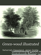 Green-Wood illustrated, in highly finished line engraving, from drawings taken on the spot