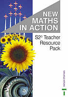 New maths in action. S2 [sup]3, Teacher resource pack