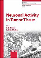 Neuronal activity in tumor tissue