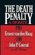 The death penalty : a debate