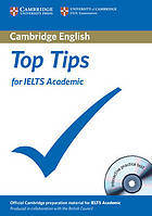 Top tips for IELTS : academic