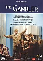 The gambler : opera in four acts