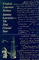 Antoine Lavoisier, the next crucial year, or The sources of his quantitative method in chemistry