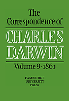 The correspondence of Charles Darwin. Vol. 9, 1861