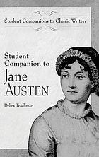 Student companion to Jane Austen