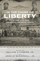 In the cause of liberty : how the Civil War redefined American ideals