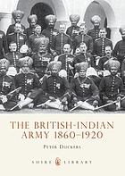 The British-Indian Army 1860-1914
